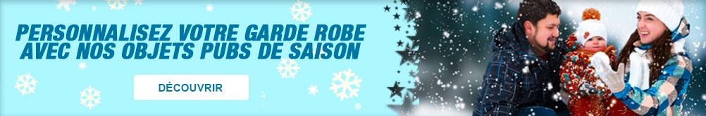 Personnalisez votre garde robe avec nos objets de saison